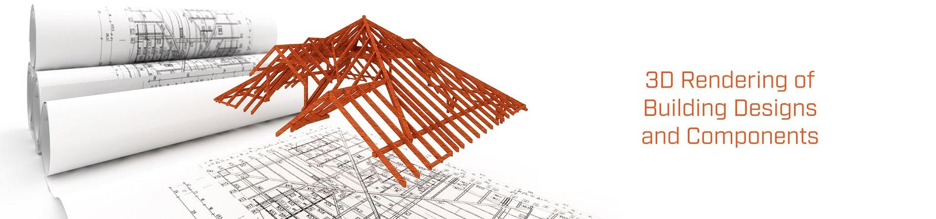 3D Design Rendering