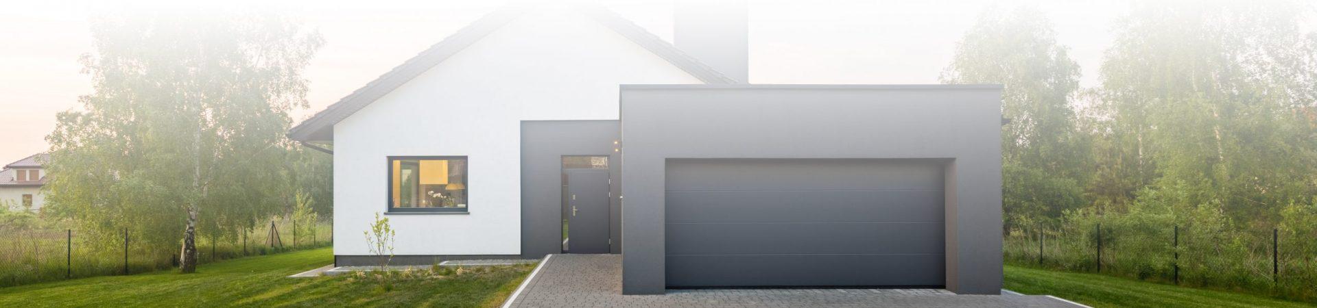 AG Design Toronto Architect Firm - Modern Garage